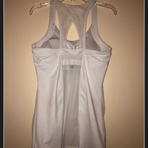Tops - Workout, mesh tank top